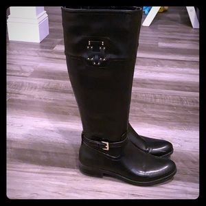 Tommy Hilfiger Tall Boots USED!!